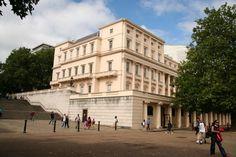 Carlton House Terrace By John Nash 1827 - 1832