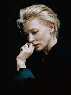 Cate Blanchett @timemagazin.com