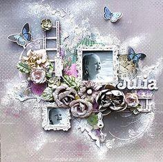 Julia - Scrapbook.com