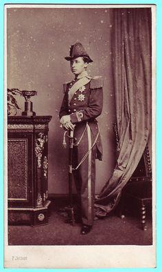 Prince Alfred, Duke of Edinburgh   Photo by Joubert