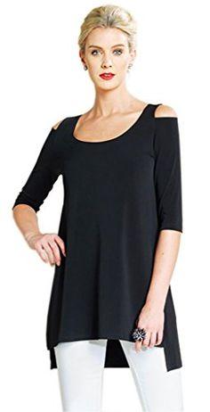 75f6889bd71 Amazon.com: Makeover Ready, Stunning Clara Sun Woo, Peek a Boo shoulder Top  or Tunic T774: Clothing