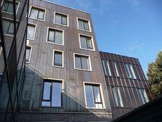 Student Accommodation, Mile End Road, London | Jefferson Sheard Architects | Archinect