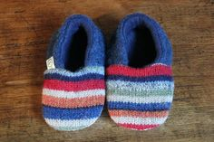 Cozy & Warm Baby Booties/Toddler Slippers  $19.99 from Sheepy Shoes