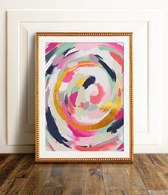 Abstract art PRINTABLE art Wall art Abstract painting