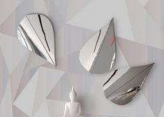 Miroirs, mod: PRAGA Lighting, Home Decor, Convex Mirror, Contact Form, Prague, Mirrors, Light Fixtures, Lights, Interior Design