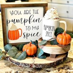 home decor Where are all my pumpkin spice junkies at? 🎃☕️🍂 PSL are one of my fav. Where are all my pumpkin spice junkies at? 🎃☕️🍂 PSL are one of my favorite things about fall. I just love the yumminess of the pumpkin,… Fall Kitchen Decor, Fall Home Decor, Autumn Home, Diy Kitchen, Kitchen Storage, Cheap Kitchen, Room Kitchen, Kitchen Ideas, Kitchen Design