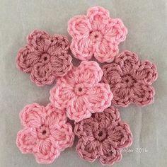Easy Crochet Flower Pattern Flower Shop Near Me Flower Shop