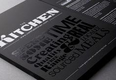 flyer screen printed white + über gloss on Black Plyke for Design Friendship. Flyer Design Inspiration, Typography Inspiration, Design Ideas, Graphic Design Typography, Branding Design, Uv Lack, Business Postcards, Spot Uv, Folder Design