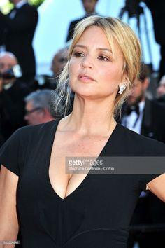 Photo d'actualité : Actress Virginie Efira attends the 'Elle'...