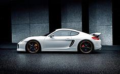Porsche Cayman 2014 by TechArt