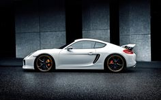 Porsche Cayman 2014 by TechArt
