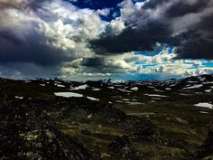 Beautiful Norway, Mountain Landscape, Photographs, Clouds, Mountains, Photo And Video, Nature, Travel, Outdoor