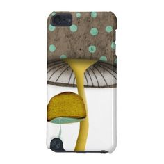 #Champignon Case for iPod Touch