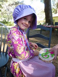 REALLY awesome little house on the prairie birthday party from Homespun Heart- she always has the cutest ideas!