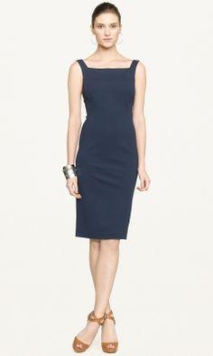 Valisa Dress - Black Label  Sale - RalphLauren.com