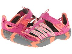 Jambu Kids Dusk 2 (Toddler/Little Kid/Big Kid) Fuchsia/Neon Coral - Zappos.com Free Shipping BOTH Ways