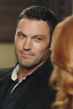 Still of Brian Austin Green and Marcia Cross in Desperate Housewives