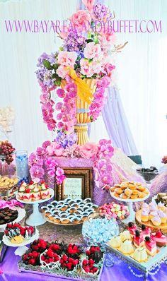 spring luxury wedding bridalwedding shower party ideas