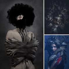"""VIEW IMAGES: http://bit.ly/1gUwyYQ We're proud to announce the winners of our """"Secrets"""" photography contest with Lindsay Adler! 1st Place: Luciana Rodriguez - Anemites Art & Photography 2nd Place: Jesper Oversen - JesperKristian Photography 3rd Place: Martin Strauß"""