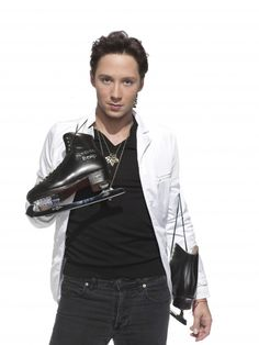 Johnny Weir - Figure Skater / To Russia with Love / Pop Star on Ice