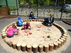 outside play area | outdoor play areas