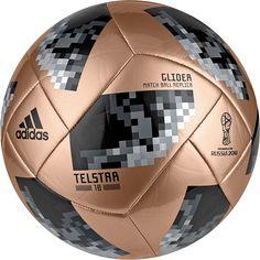 adidas 2018 Fifa World Cup Russia Telstar Glider Soccer Ball d02211a6ebe3b