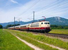 classic european trains - Google Search