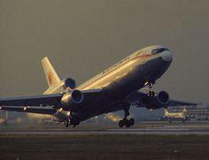 National Airlines on takeoff Civil Aviation, Aviation Art, Mcdonald Douglas, Douglas Aircraft, National Airlines, Commercial Aircraft, Wide Body, Air Travel, The Past