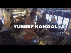 Yussef Kamaal • DJ Set • LeMellotron.com