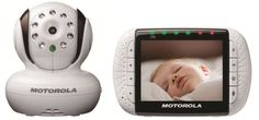 Motorola Digital Video Baby Monitor with 3.5 Inch Color LCD