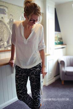 Nordseeliebe mit stylischer Jogginghose