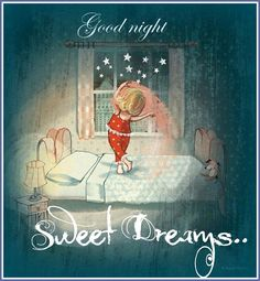 Good Night sister sweet dreams - All For Health
