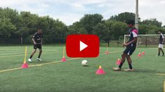 Preseason Soccer Drills - Passing and Receiving. Top Soccer Coach - the best soccer videos and articles on the web for soccer/football coaches.