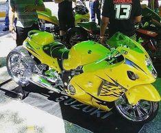 : Futuristic Motorcycle, Suzuki Motorcycle, Motorcycle Gear, Custom Street Bikes, Custom Sport Bikes, Custom Hayabusa, Harley Davidson Trike, Sick, Hot Bikes