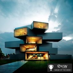 """[The VRAY Standard] Vray Workshop Image of the Week No.9th: Sérgio Merêces - """"Work For NAD-DESIGN"""" 