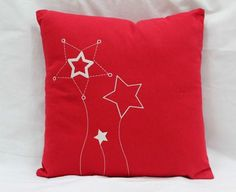 Red starry high quality throw cushion.  The FABTEX  Sourcing , based at New Delhi, India,  is a leading Global Sourcing Company and has an objective of rewriting the rules of textiles  ( Home and  Hospitality),  home décor. apparels  &  accessories from  India.  Our exclusivity lies in home textiles, decoration and lifestyle products which include soft furnishings (made-ups, fabrics and floor coverings),  hardgoods, apparels ( woven, T-shirts and knitted ),  promotional gifts  and fashion…