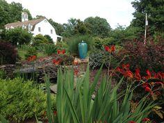 Jade Handled Jar Fountain