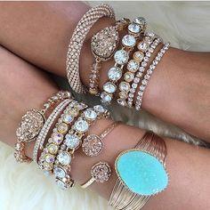 //pinterest @esib123//  #style #inspo #jewelry