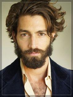 Prime Hair Beard Styles And Beard Styles For Men On Pinterest Short Hairstyles Gunalazisus