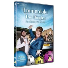 http://ift.tt/2dNUwca | Emmerdale The Dingles For Richer For Poorer DVD | #Movies #film #trailers #blu-ray #dvd #tv #Comedy #Action #Adventure #Classics online movies watch movies  tv shows Science Fiction Kids & Family Mystery Thrillers #Romance film review movie reviews movies reviews