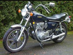 1978 Yamaha XS 650-SE Special. Midnight Blue