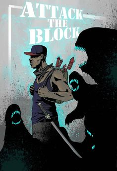 Attack The Block by Kepafrenico