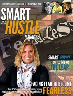 Are you as fearless as these small #business #entrepreneurs?