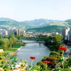 Zenica, Bosnia (my hometown)