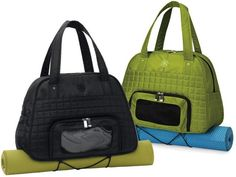 Top 10 Stylish Multitasking Gym Bags | Skinny Mom | Where Moms Get The Skinny On Healthy Living