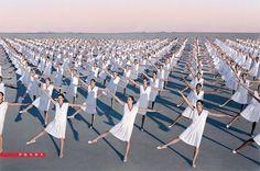 Prada Sport campaign 2001 by Phil Poynter