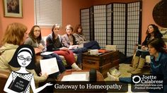 You've read my blogs. You've listened to my podcasts. Now you're eager to learn more: Enter Study Groups--your gateway to a deeper education. I've created it not only to help you become more proficient with homeopathy but also to help you spread the word to others. ~joettecalabrese.com