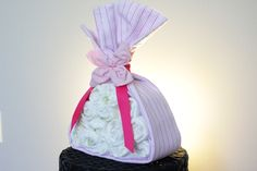 custom made diaper cakes, towel cakes, party favours located in ajax (durham region) Favours, Party Favors, Towel Cakes, Durham Region, Storks, Diaper Cakes, Packaging, Children, Gifts