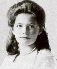 I think Maria was the prettiest Romanov