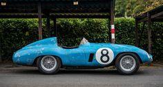 1955 Ferrari 500 Mondial bodied by Scaglietti